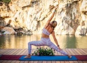 Niyamas Pro Yoga Mat Deva