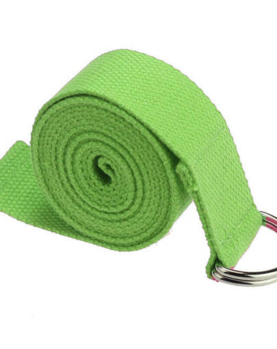 yoga-belt-niyamas-green