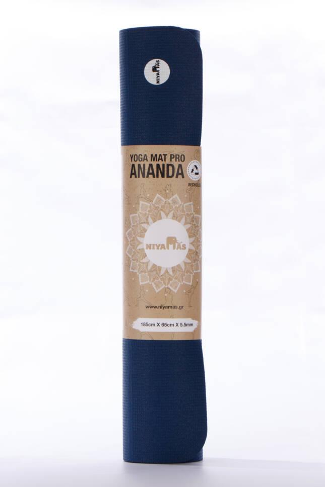 Στρώμα Γιόγκα Niyamas Pro Ananda Blue