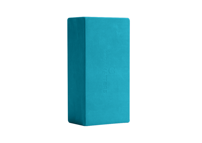Τουβλάκι Γιόγκα - Yoga Brick Ocean Green by Yogamatters