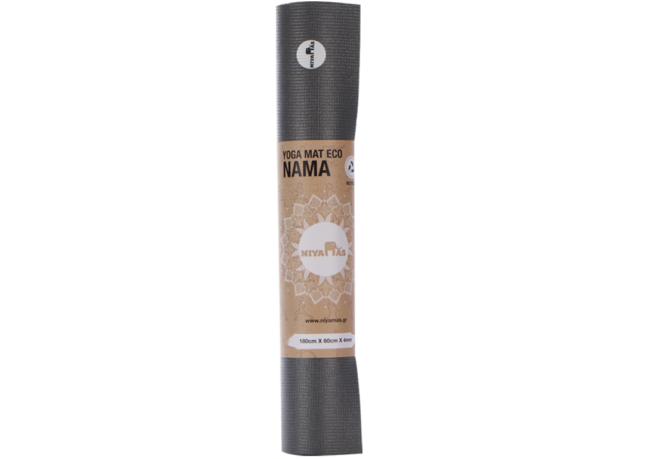 Στρώμα Γιόγκα & Πιλάτες Eco Nama Grey