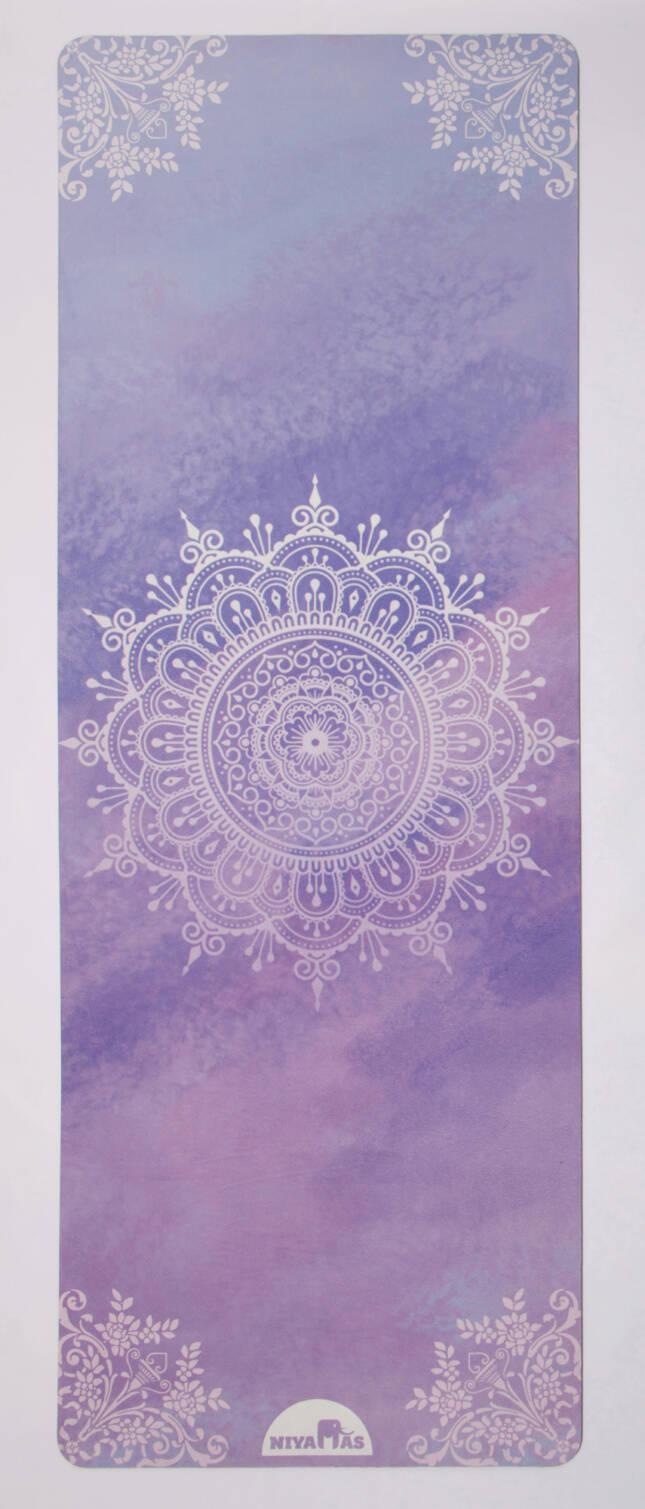 Στρώμα-Γιόγκα-Niyamas-Eco-Samatva-Mandala
